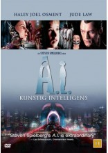 A.I. - Kunstig Intelligens